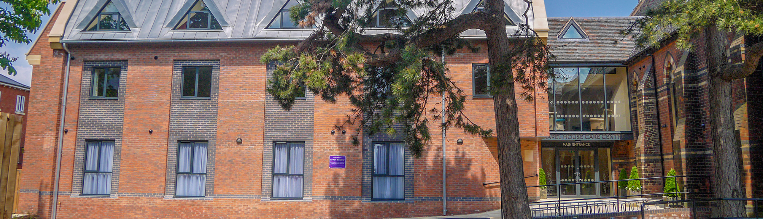 Chapel House Care Home, Gloucester. Coate Water Care