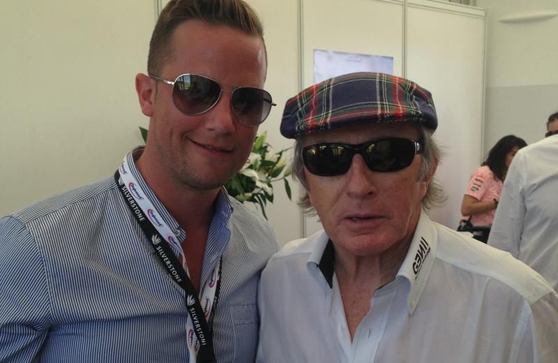 Sir Jackie Stewart F1 Legend talks dementia