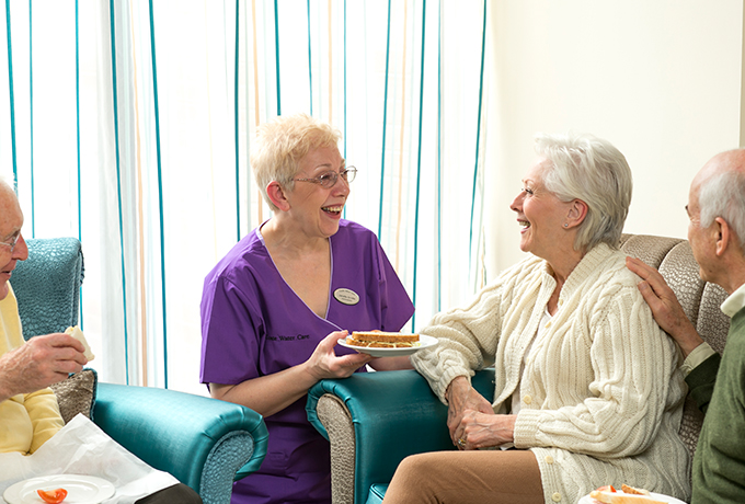 Coate Water Care is recruiting carers and nurses for Swindon and Devizes